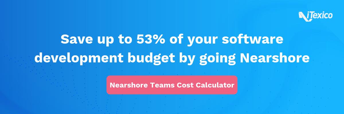 Nearshore Teams Cost Calculator