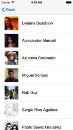 7. Facebook app integration
