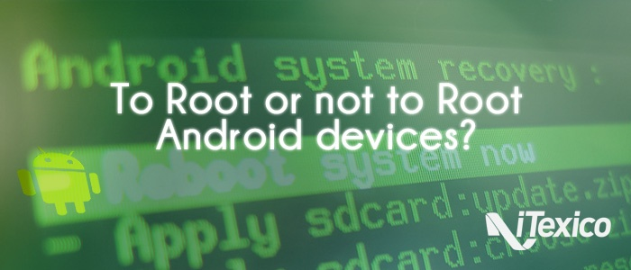 Rooting android devices