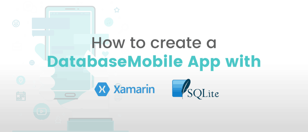 How to Create a Database Mobile App with SQLite and Visual Studio
