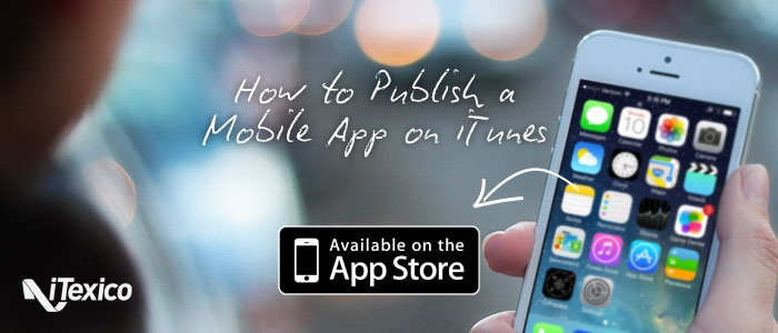 How to publish a mobile app