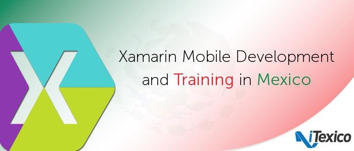 Xamarin training Mexico