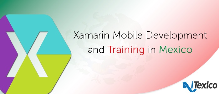 Xamarin training Mexico