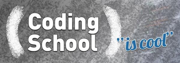 coding school Modal View