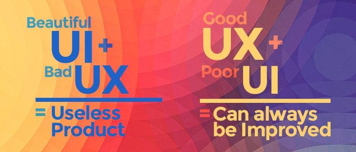 UXUI mobile web improvement opportunity