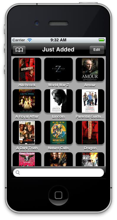 Final Movie Trailers - done in Cocoa Touch