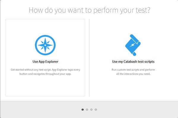 Calabash Xamarin Test Cloud Mobile App Testing