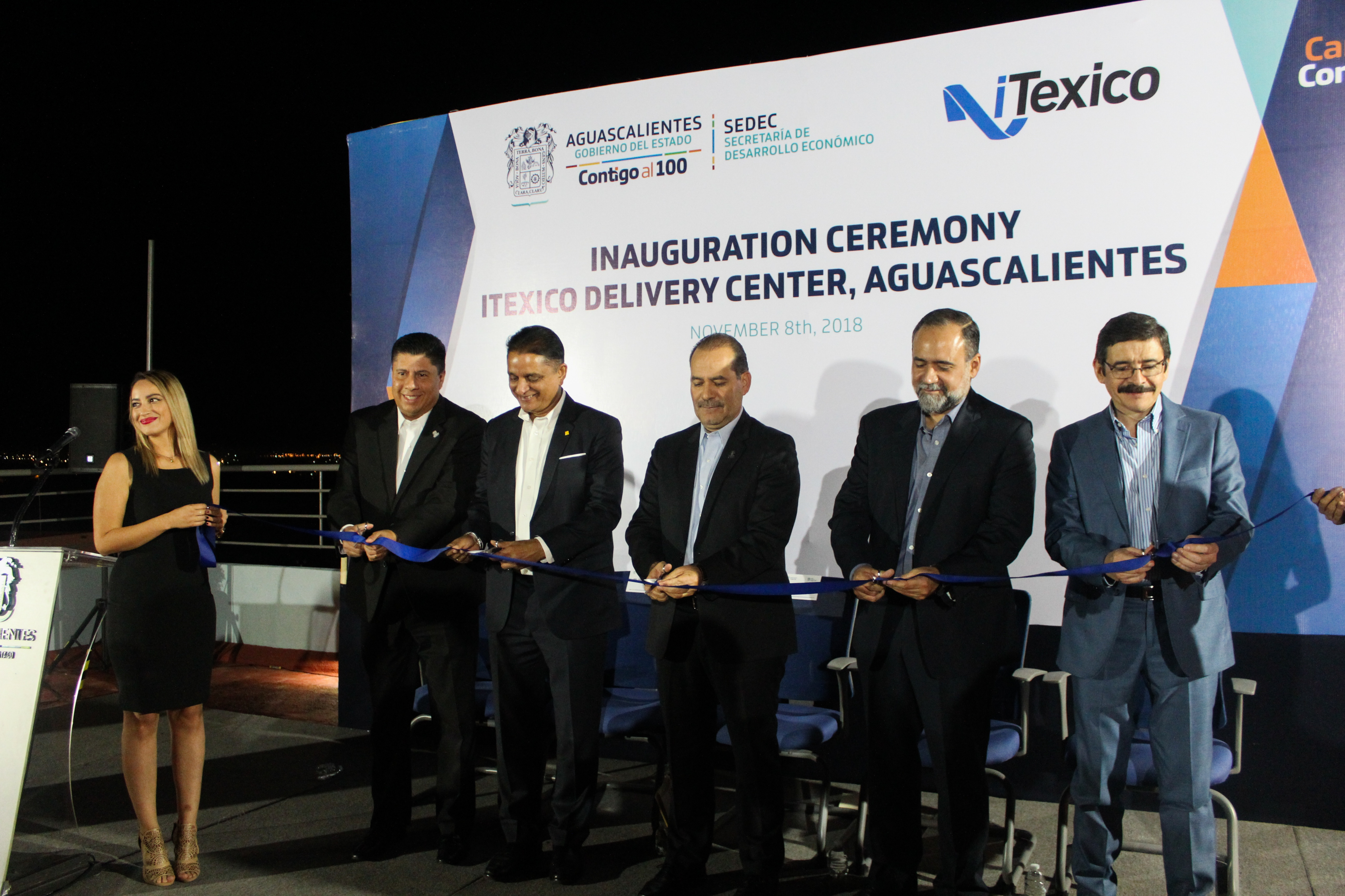 iTexico Announces Inauguration of new Delivery Center in Aguascalientes