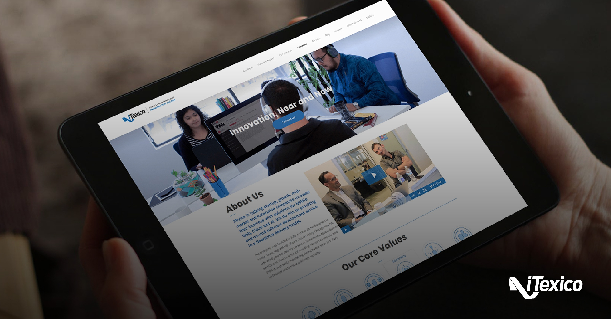 Harnessing the Power of .NET Content to Create Responsive Websites