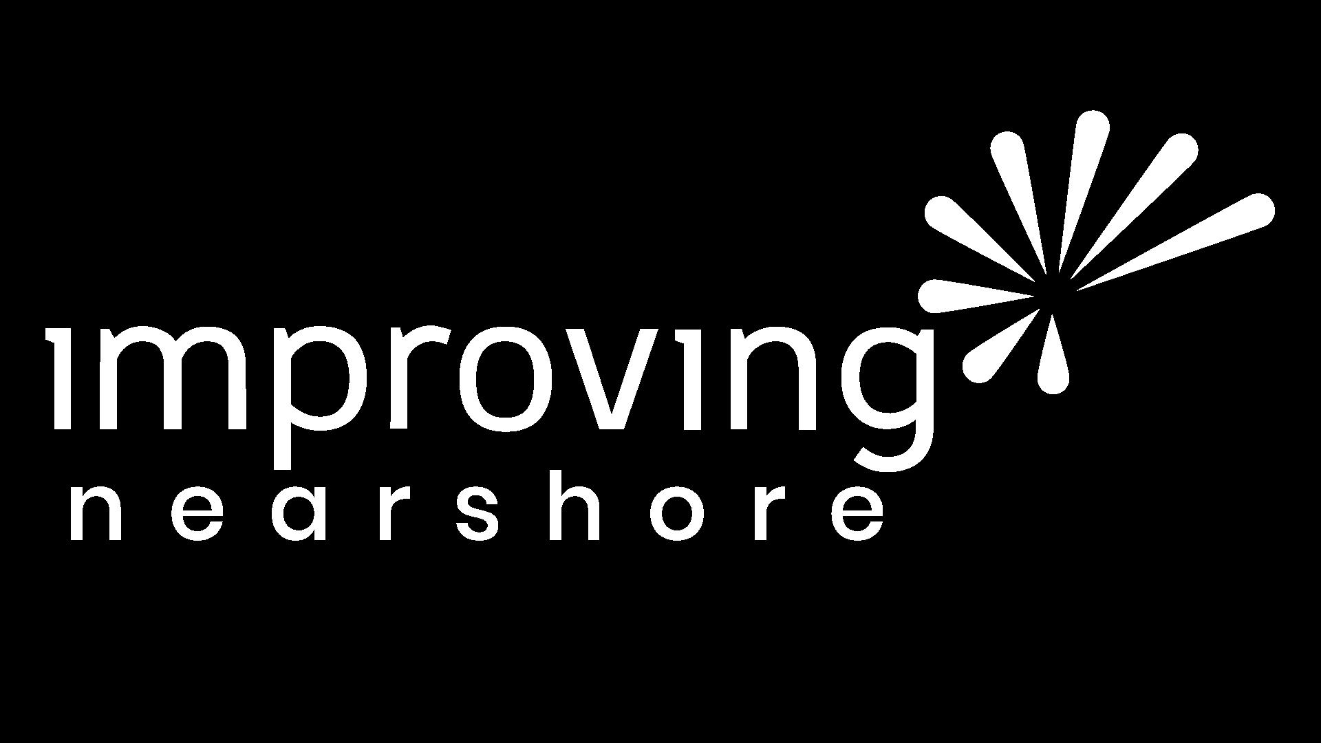 Improving Nearshore logo-blanco