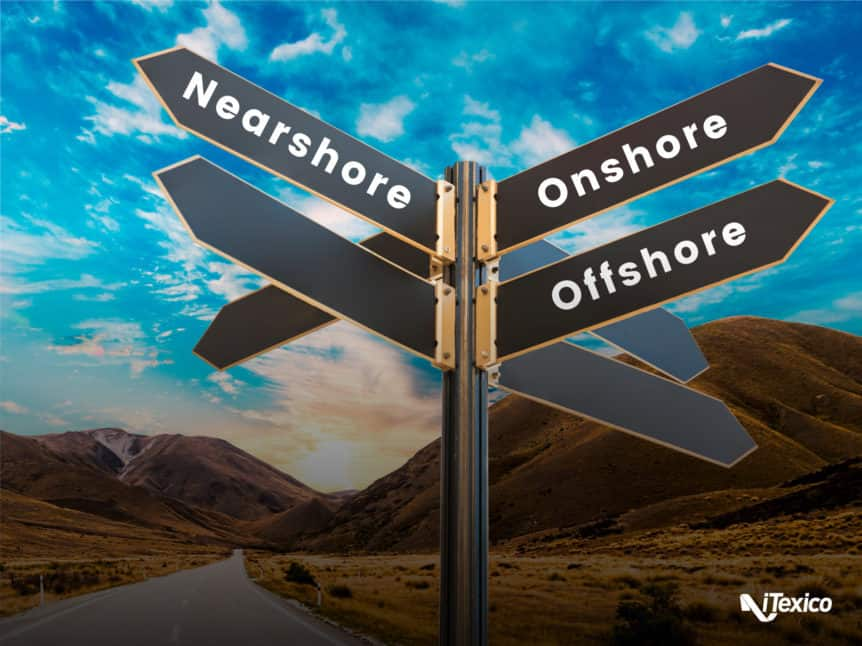What Is The Difference Between Nearshore Vs Offshore Vs