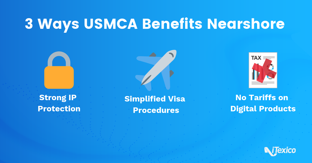 USMCA Nearshore Benefits