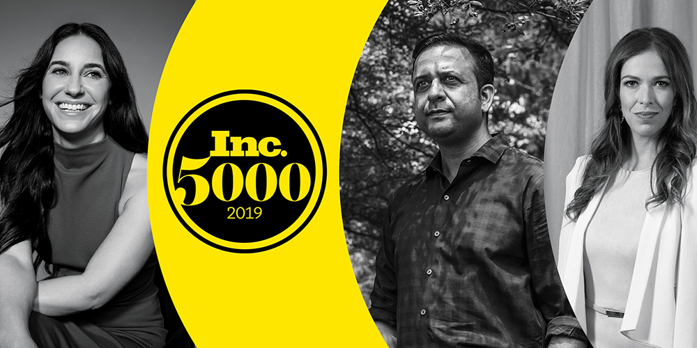 iTexico ranks No. 3402 on the 2019 Inc. 5000