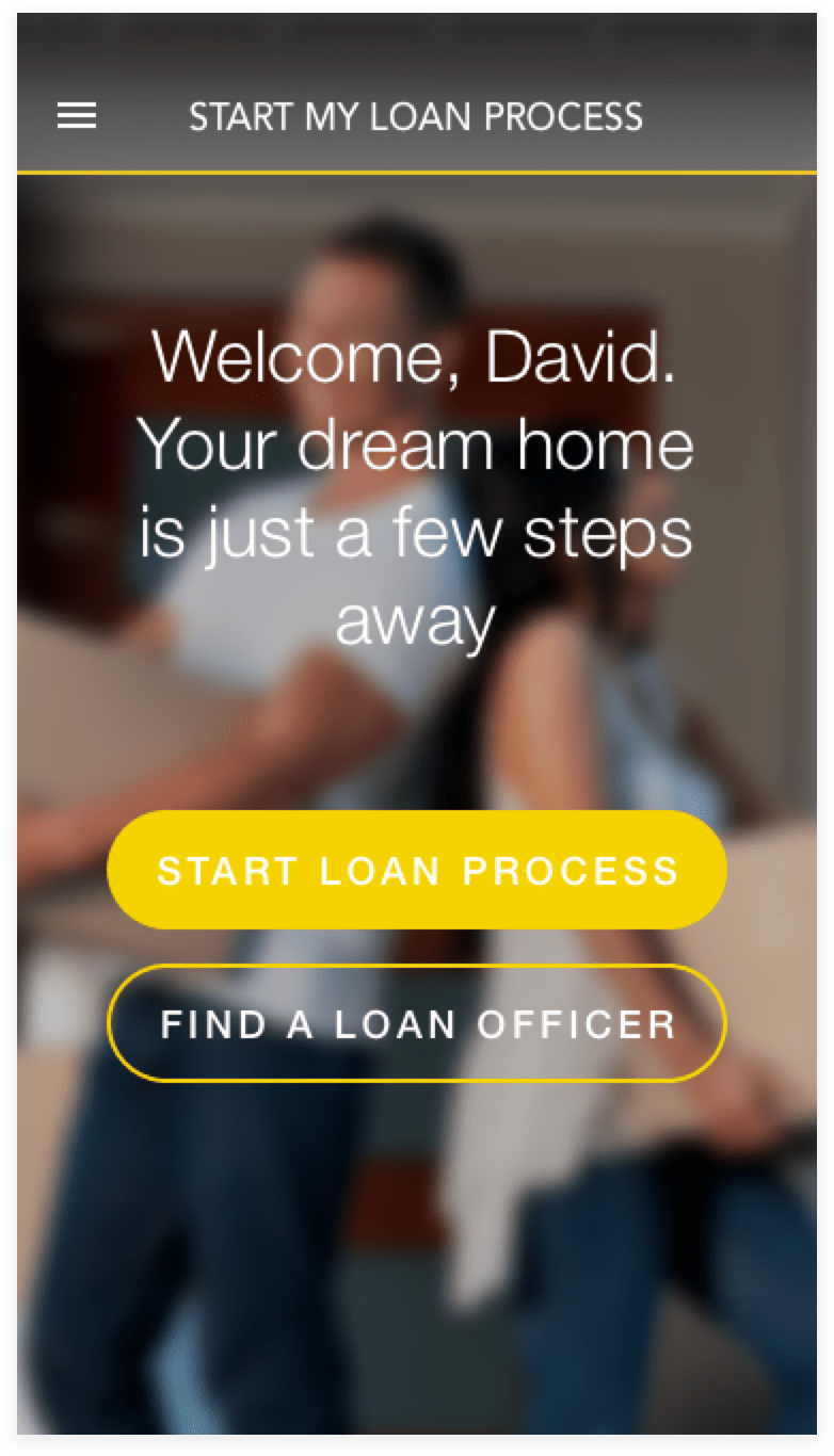 Envoy Mortgage Loan Process Image